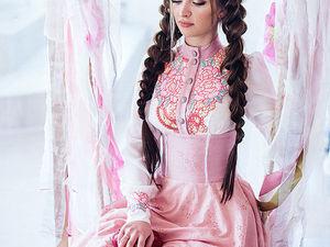 Платье со скидкой 50%. Ярмарка Мастеров - ручная работа, handmade.