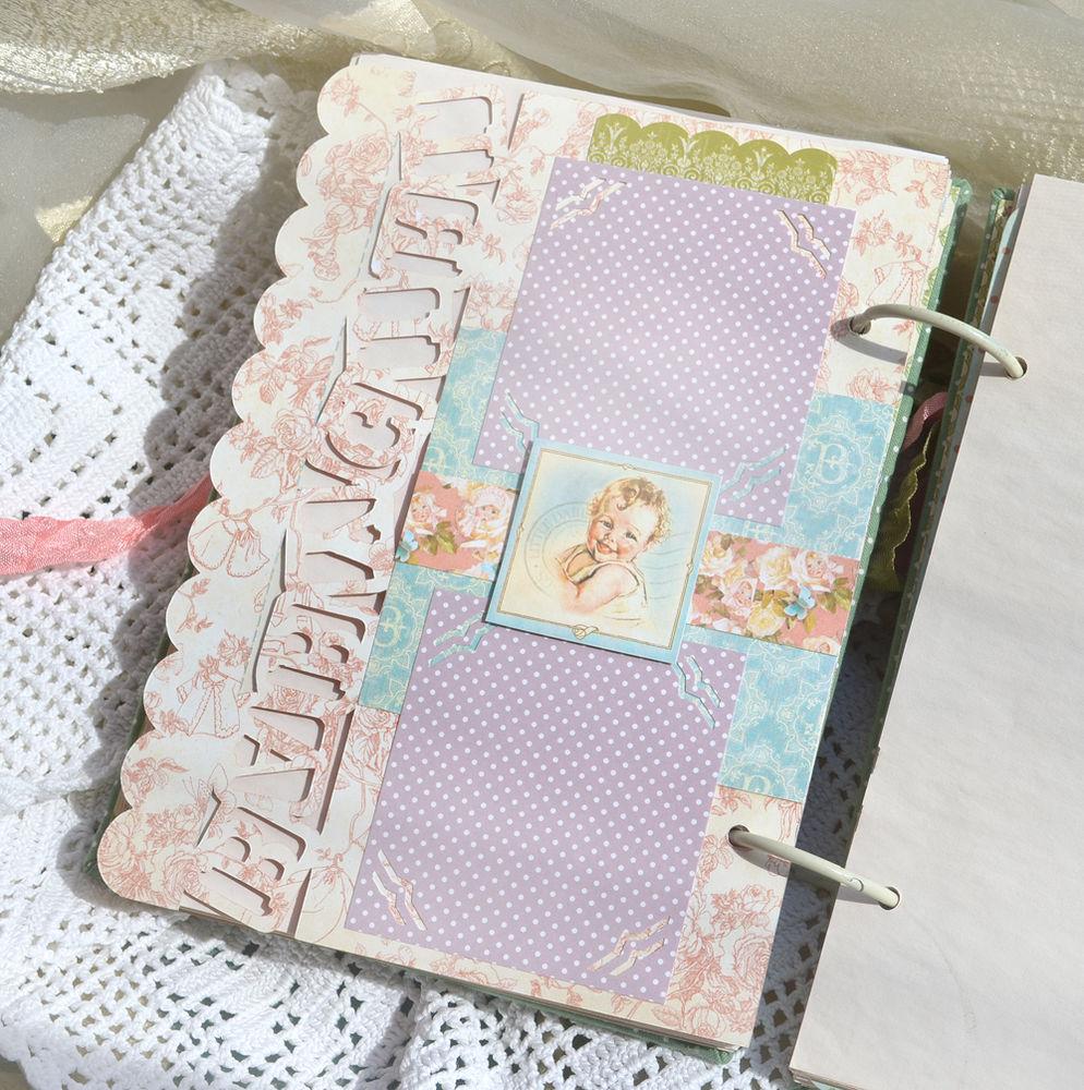 дневник малыша, первы год