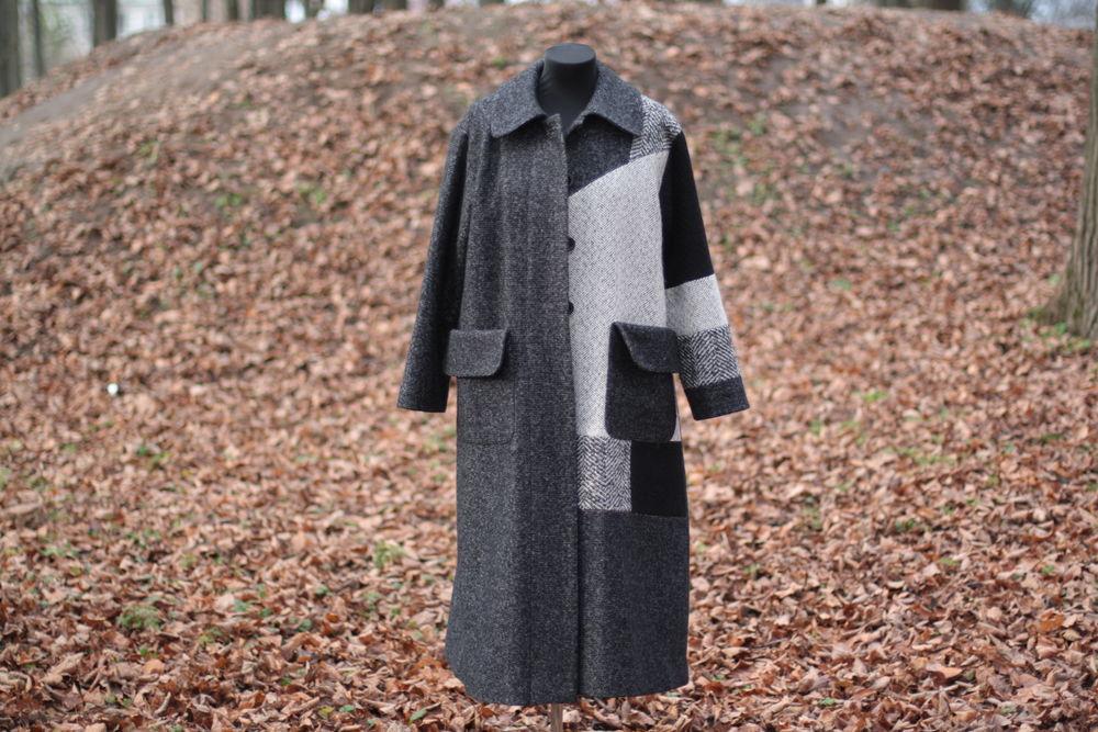 пуховик, демисезонное пальто, шерсть, новая коллекция, зима, пальто на заказ