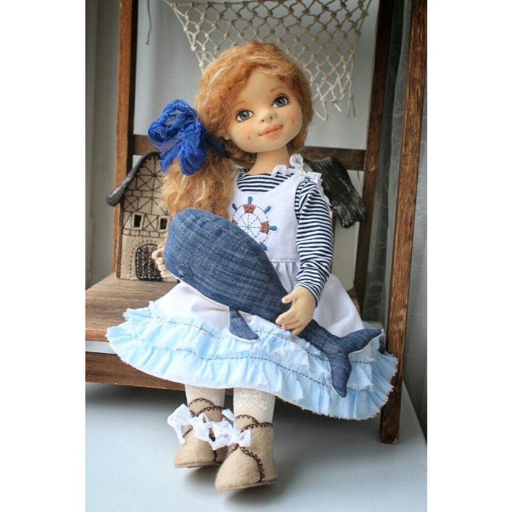 лето, куклы марии корниловой