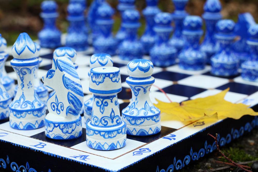 продающая фотография, сине-белый
