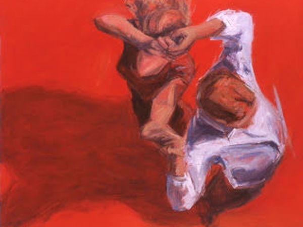 Танец страсти и огня в картинах Аллена Бентли. | Ярмарка Мастеров - ручная работа, handmade