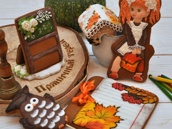 Мастер-класс по росписи пряников и пряничному домику