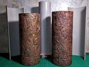 Видео мастер-класс: делаем форму для литья и необычные гипсовые вазы на ее основе. Ярмарка Мастеров - ручная работа, handmade.