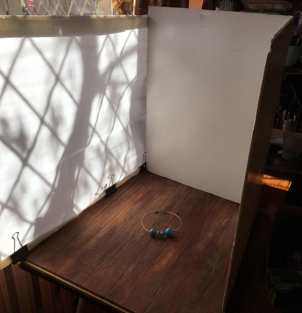 Фотостудия из папки