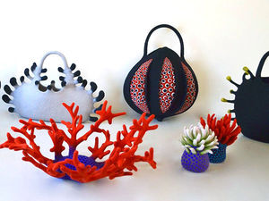 New Ideas of Bags by Atsuco Sasaki. Livemaster - handmade
