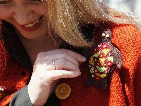 Мой питомец - черепашка! | Ярмарка Мастеров - ручная работа, handmade