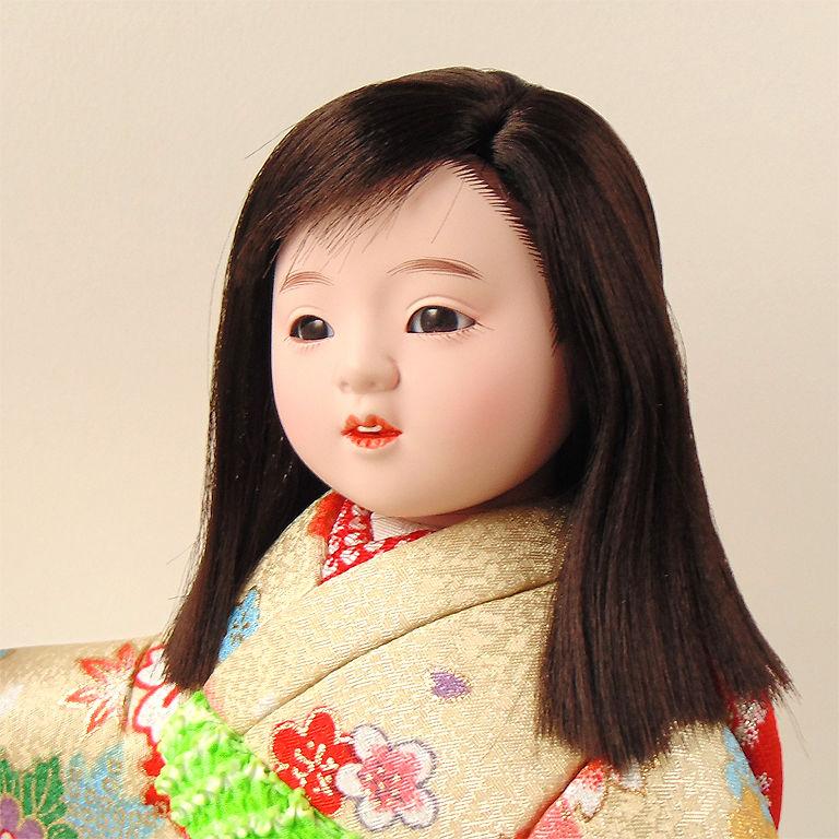 японская девочка кукла