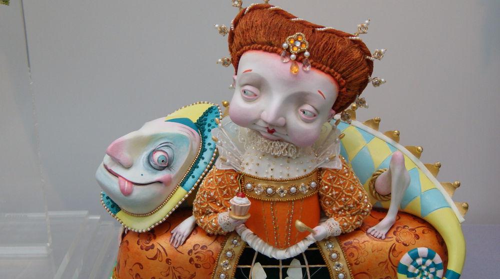 Выставка «Искусство куклы» в Гостином дворе, фото № 11