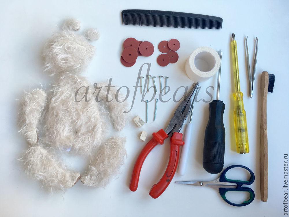 оптимизация, подготовка к набивке, как шить мишку
