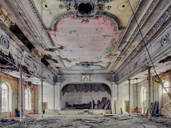 Abandoned Architecture in Photos. Livemaster - handmade