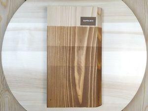 Видеокаталог цветных масел для дерева GAPPA 0015. Ярмарка Мастеров - ручная работа, handmade.