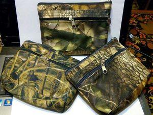 Скидка на сумочку для документов и находок. Ярмарка Мастеров - ручная работа, handmade.