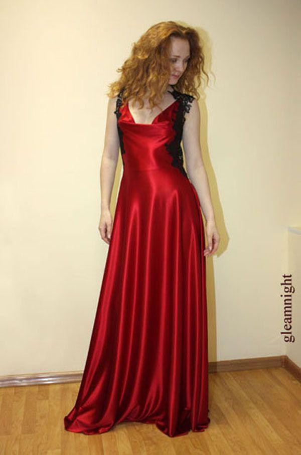 вечернее платье, для девушки