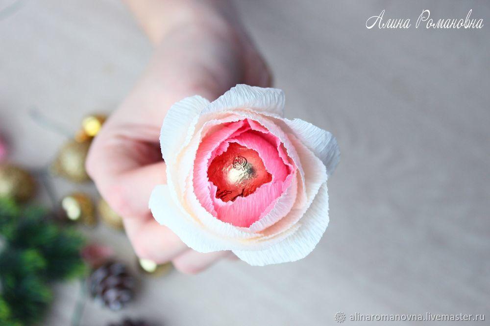 новогодняя композиция, алина романовна, сладкий подарок
