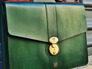 Брендовый портфель: роскошь и практичность. Ярмарка Мастеров - ручная работа, handmade.