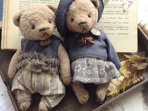 Только 30 и 31 июля скидка на медвежат -1000 руб. | Ярмарка Мастеров - ручная работа, handmade