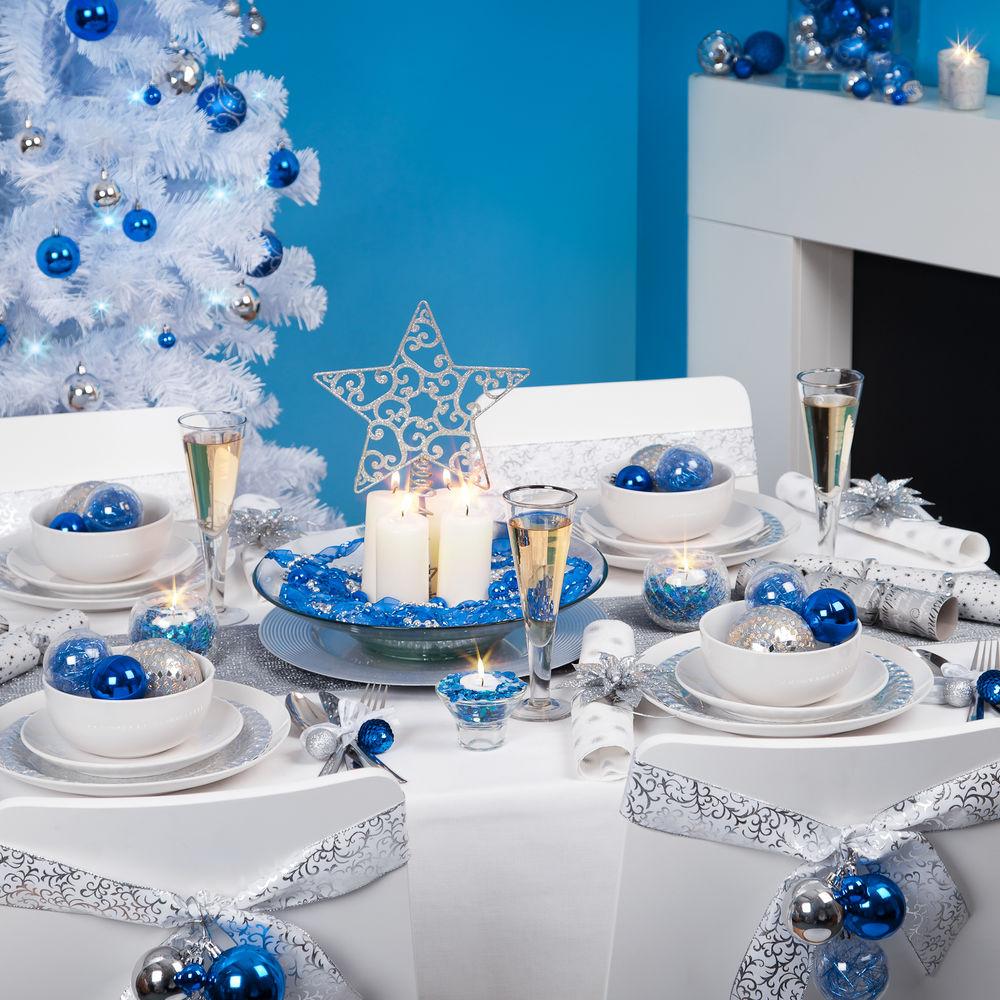 Сервировка новогодний стол 2015 Коллекция изображений