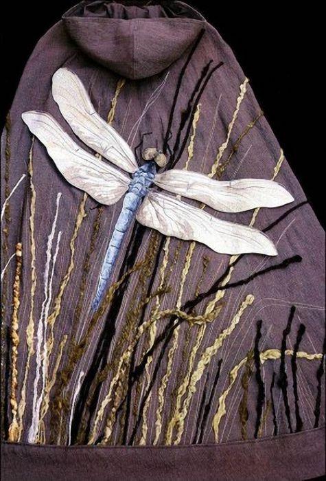 объемный текстиль