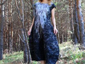 Новое платье На пороге Вселенной!. Ярмарка Мастеров - ручная работа, handmade.
