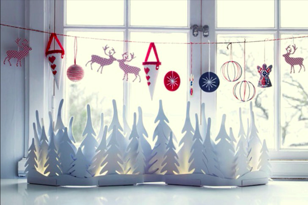 How to Decorate Windows for New Year: 20 Great Ideas, фото № 10