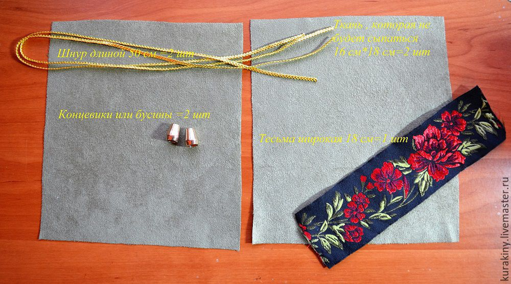 pouch pouch, pouch for the item