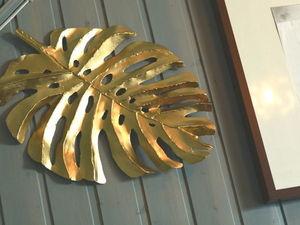 Делаем тропический декор из коробок от сухих завтраков. Ярмарка Мастеров - ручная работа, handmade.
