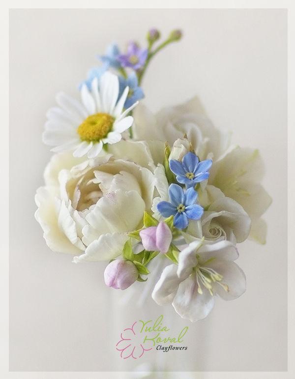 реалистичные цветы