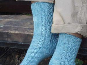 Выход нового МК по мужским носкам cliffs! Только три дня цена 250 руб вместо 350 руб. Ярмарка Мастеров - ручная работа, handmade.
