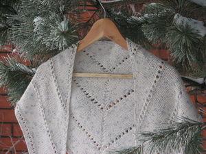 Новинка в магазине. Фото нового платка-косынки.. Ярмарка Мастеров - ручная работа, handmade.