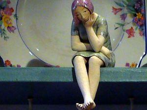 Ожившая керамика Elizabeth Price | Ярмарка Мастеров - ручная работа, handmade