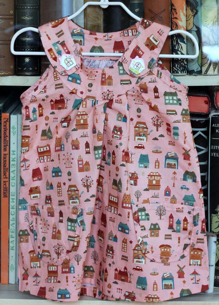 детское платье, летнее платье, бурда, выкройка, корейский хлпок, лето 2017, петрозаводск