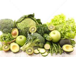 Хотите иметь красивую кожу, ешьте больше зеленых овощей!. Ярмарка Мастеров - ручная работа, handmade.