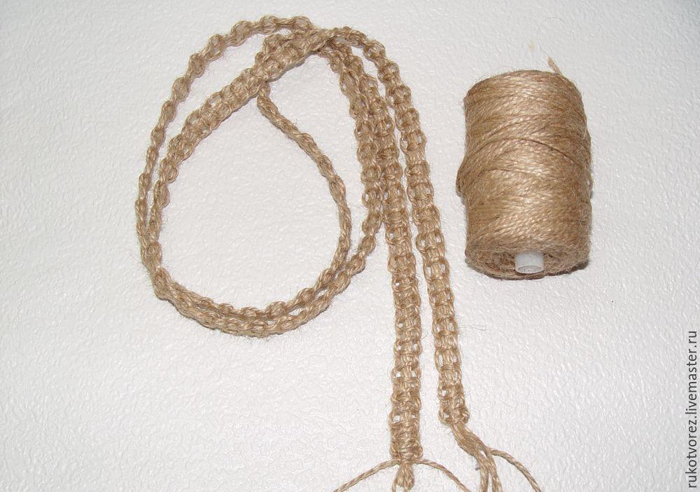 Переделываем летнюю косметичку в яркую сумочку, фото № 4