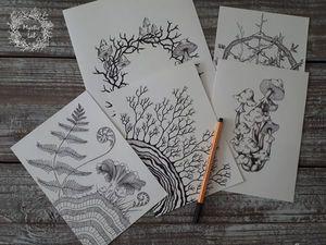 Мои рисунки. Ярмарка Мастеров - ручная работа, handmade.
