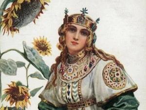 Женщины из сказки  по рисункам Соломко. Ярмарка Мастеров - ручная работа, handmade.