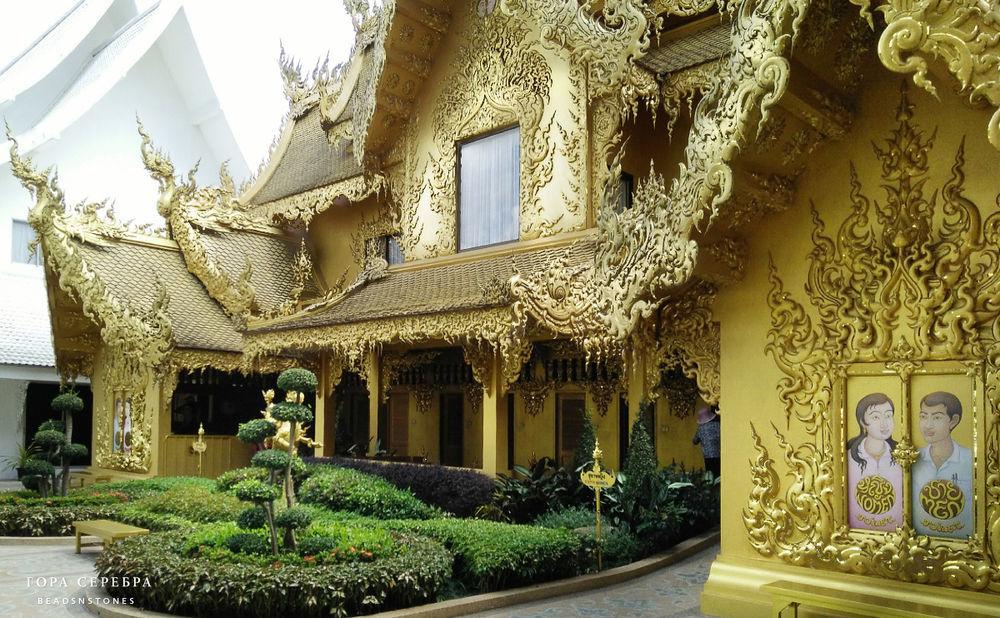 За вдохновением — на север. Тайский Гауди и «Белый Храм»