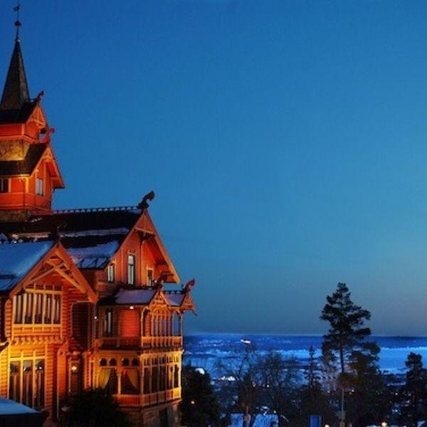 Timber Lodges: Holmenkollen Park Hotel, Oslo, Norway