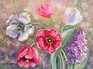 Цветы Весны ждут Вас!. Ярмарка Мастеров - ручная работа, handmade.