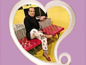 Король эклектики Carlo Rampazzi и его мебель из мира снов и сказок. Ярмарка Мастеров - ручная работа, handmade.