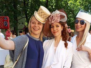 Наши шляпы на Скачках Радио Гран-при Монте-Карло 2018 в Москве. Ярмарка Мастеров - ручная работа, handmade.