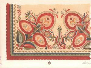Старинные венгерские узоры 1910 г. Ярмарка Мастеров - ручная работа, handmade.