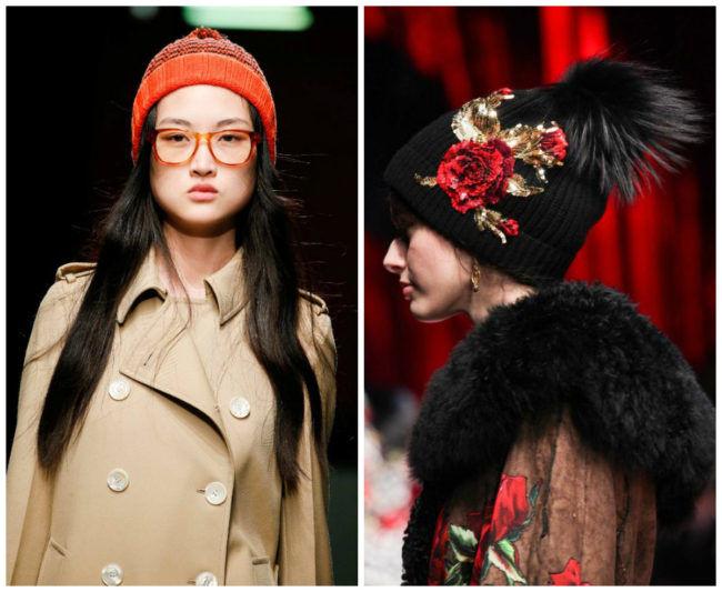 这个冬天的时尚 - maomao - 我随心动