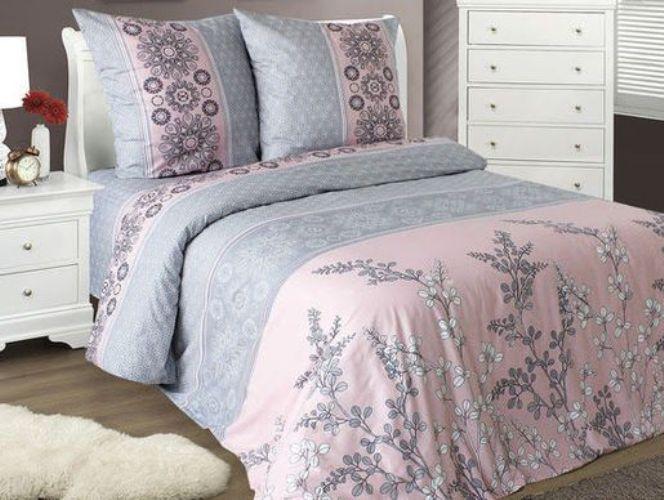 постельное бельё, бязь, хлопок 100%, простынь, текстиль для дома