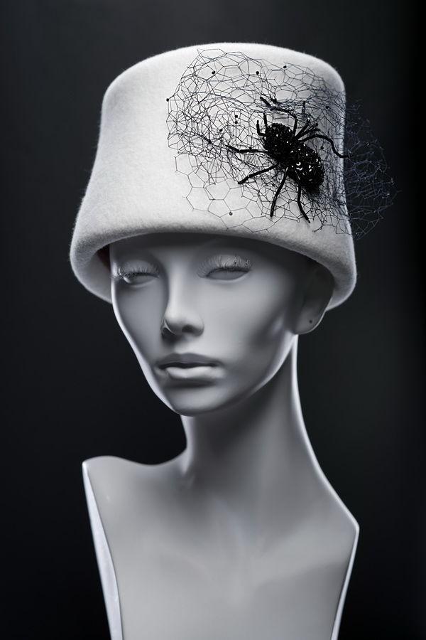 шляпа своими руками, шляпа из фетра