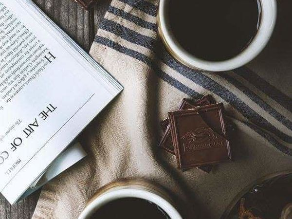 Ноябрь прячется в туман... | Ярмарка Мастеров - ручная работа, handmade