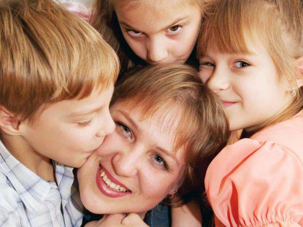 Все дети просто разные! Откровения многодетной мамы. | Ярмарка Мастеров - ручная работа, handmade