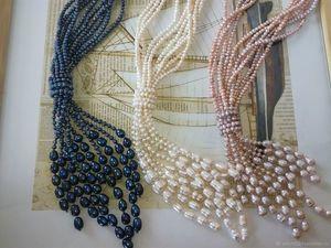 Скидка 30% на жемчужные ожерелья!!!. Ярмарка Мастеров - ручная работа, handmade.