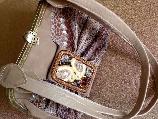 Аукцион на кожаную сумочку начался!   Ярмарка Мастеров - ручная работа, handmade