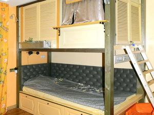 Скидки на кровати-домики (